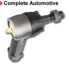 Complete Automotive Solutions - Parts and Accessories